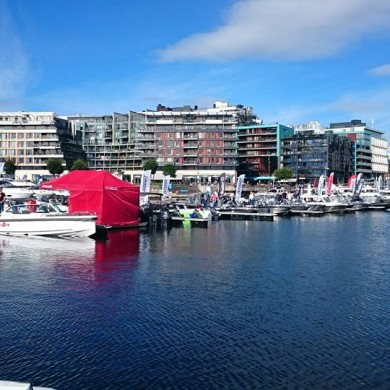 Bater Sjoen Boat Show 2015