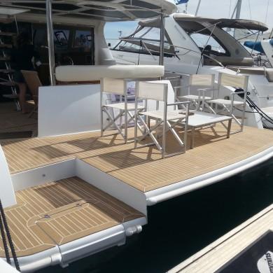Permateek at the Valencia Boat Show 2014