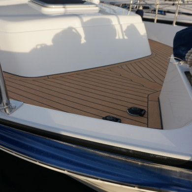 Hardy Commodore 36 fitted with Permateek New Classic