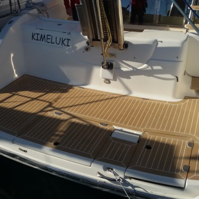 Cranchi Atlantique 48 fitted with Permateek