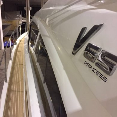 Princess V65 Super Yacht